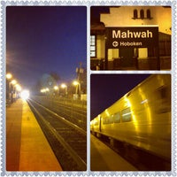 Photo taken at NJT - Mahwah Station (MBPJ) by violet s. on 11/22/2012