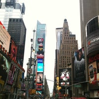 Photo taken at W New York - Times Square by Den G. on 6/16/2013