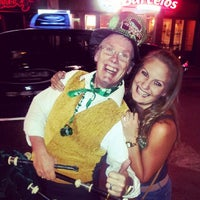 Photo taken at The Dubliner by James C. on 3/17/2014