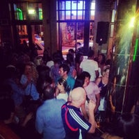 Photo taken at The Dubliner by James C. on 1/10/2014