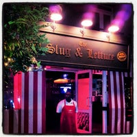 Photo taken at Slug and Lettuce by James C. on 10/10/2012