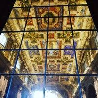 Photo taken at Basilica S.Cosma e Damiano by V O. on 10/11/2016