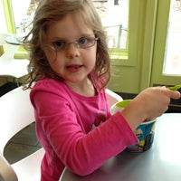 Photo taken at Menchie's Frozen Yogurt - Sweet Apple Village by Brian F. on 5/4/2013