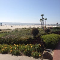 Photo taken at Beach Village at The Del by Craig P. on 4/14/2014