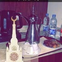 Photo taken at Mövenpick Hotel & Residence Hajar Tower Makkah by Sh A. on 11/25/2016