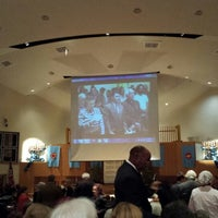 Photo taken at Washington Hebrew Congregation by Adrian G. on 11/20/2013