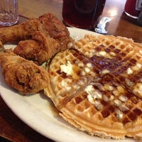 Photo taken at Lo-Lo's Chicken & Waffles by Cameron M. on 2/23/2013