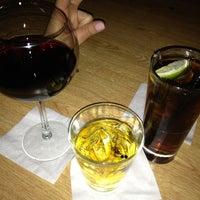 Photo taken at Opa Hookah Lounge by Jamie F. on 2/18/2013