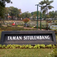 Photo taken at Taman Situ Lembang by Nina L. on 10/6/2012