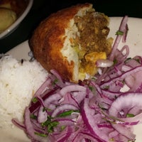 Photo taken at Pollo A La Brasa by Greg M. on 2/25/2014