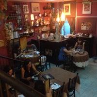 Photo taken at Porta Porta Italian Restaurant by Ekaterina O. on 5/31/2014