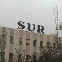 Photo taken at Diario SUR by Sonia P. on 12/12/2012