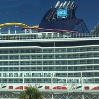 Photo taken at Norwegian Epic by Lidia M. on 7/17/2016