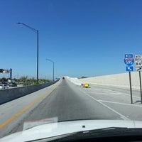 Photo taken at I-595 by Reuben Z. on 3/4/2013