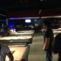 Photo taken at Que Billiards by Daniel H. on 7/9/2013