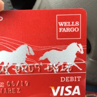 Photo taken at Wells Fargo by Kaile' A. on 3/5/2016