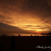 Photo taken at Port Dickson Beach by JaMiL (. on 7/24/2016