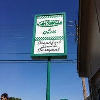 Photo taken at Breakfast Club by Scott H. on 9/8/2013