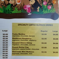Photo taken at Monkey House Cafe by Briana R. on 6/13/2014