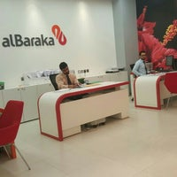 Photo taken at Albaraka Bank @Ramli Mall by Sayed Maitham A. on 4/17/2016