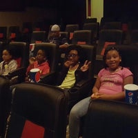 Photo taken at Omni Cinemas 8 by Shontae B. on 4/1/2016