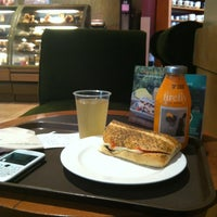 Photo taken at Starbucks by Mona H. on 2/20/2013