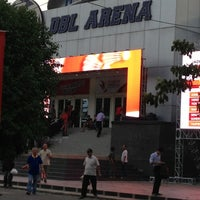 Photo taken at DBL Arena by BAS 2. on 2/7/2013