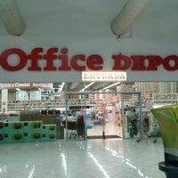Photo taken at Office Depot by Jorge G. on 3/2/2013