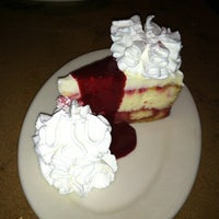 Photo taken at The Cheesecake Factory by mydarling on 10/11/2012