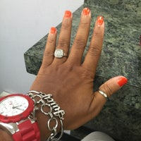Photo taken at Pure Nail Salon by mydarling on 9/24/2015