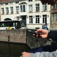 Photo taken at Jan Van Eyck Plein by Maxime 🐳💥 on 6/14/2013