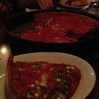 Photo taken at Georgio's Chicago Pizzeria & Pub by Jason D. on 1/1/2013