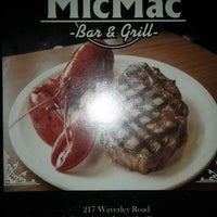 Photo taken at MicMac Bar And Grill by Aku on 10/26/2012