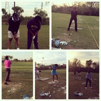 Photo taken at First Tee Golf by Stacey F. on 3/26/2014