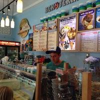 Photo taken at Ben & Jerry's by Richard P. on 8/3/2013