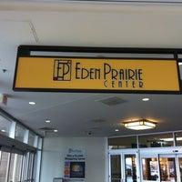 Photo taken at Eden Prairie Center by Magui M. on 1/13/2013
