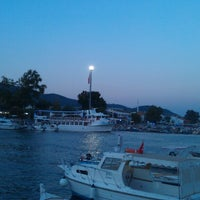 Photo taken at Altınoluk by Burak K. on 7/8/2013
