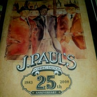 Photo taken at J. Paul's by Cindy C. on 10/18/2012