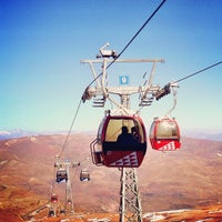 Photo taken at Valle Nevado by Leo P. on 5/10/2013