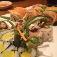 Photo taken at Mojo Asian Cuisine & Sushi Bar by Brendan F. on 3/22/2013