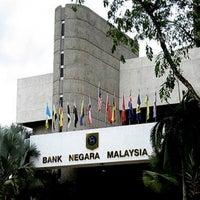 Photo taken at Bank Negara Malaysia by Farhan H. on 11/22/2016
