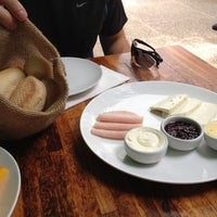 Photo taken at Market Ipanema Café e Restaurante by Joana M. on 10/12/2012