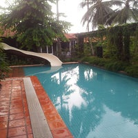 Photo taken at Avillion Port Dickson Pool by Mardiana M. on 4/21/2014