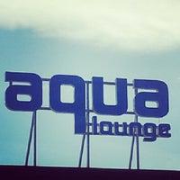 Photo taken at Aqua Lounge by Hilel H. on 11/7/2012