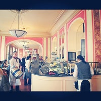 Photo taken at Café Louvre by Bryonie C. on 10/4/2012