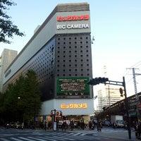 Photo taken at Bic Camera by mikku みっく on 11/18/2012