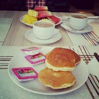 Photo taken at Baramee Hip Hotel Phuket by Julia B. on 12/30/2012