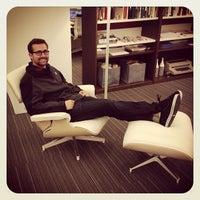 Photo taken at Herman Miller Showroom by Ryan B. on 11/30/2012