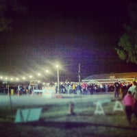 Photo taken at Night of Terror (at Creamy Acres Farm) by Michael R. on 10/14/2012