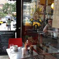 Photo taken at Sunburst Espresso Bar by Amanda W. on 10/7/2012